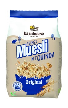 Müsli Quinoa