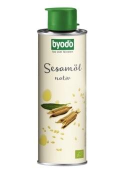 Sesamöl nativ Dose