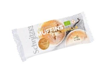 Vanille Muffin glutenfrei