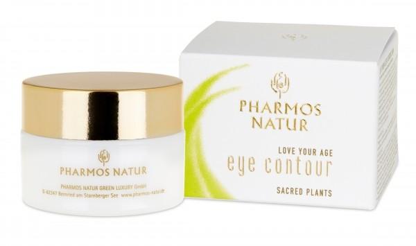 Pharmos Natur Eye Contour - Love your Age