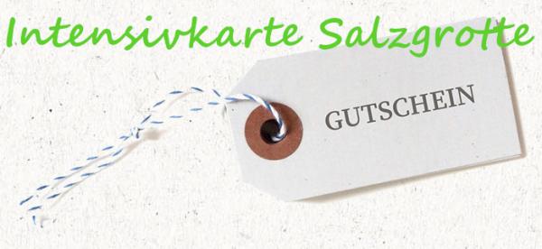Intensivkarte Salzgrotte