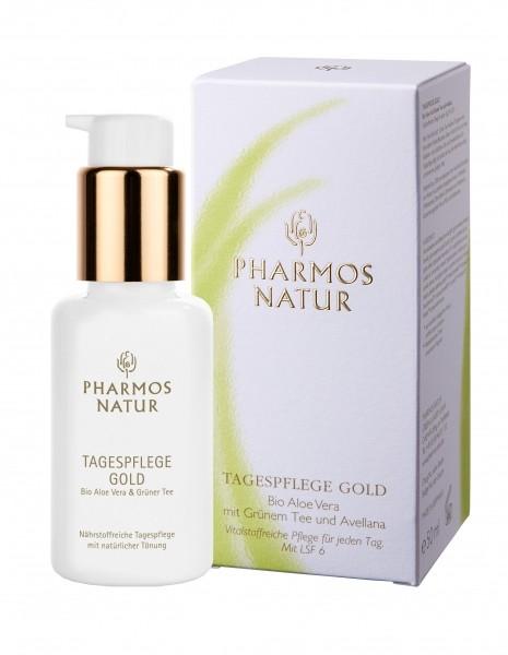 Pharmos Natur Tagespflege Gold