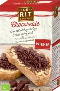 Schokoladen Streusel Zartbitter