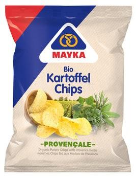 Kartoffelchips Provencale