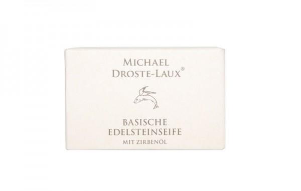 Michael Droste-Laux Basische Edelsteinseife mit Zirbenöl