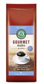 Gourmet Kaffee entkoffeiniert