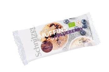 Muffin Blaubeere Glutenfrei
